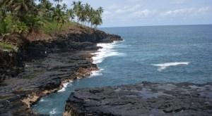 Boca do Inferno, São Tomé e Príncipe