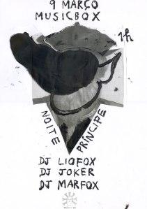 Poster: Márcio Matos