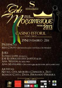 Miss Beleza Moçambique cartaz