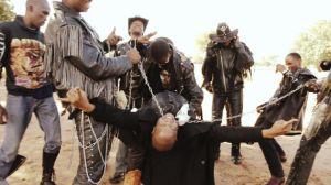 """""""March of the Gods: Botswana Metalheads"""""""