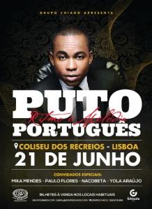 Cartaz Puto Português