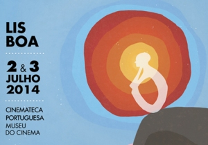 Cartaz Mostra de Cinema Olhares Sobre Angola 2014_