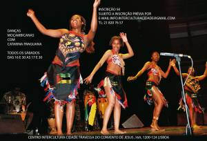 DançasMoçambicanas@CentroInterculturaCidade.25.10.14