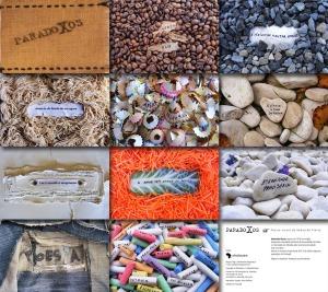 Colecção de postais ParadoXos, de Heduardo Kiesse