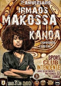 Makossa Aniversário