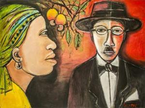 Um olhar africano sobre F Pessoa - Lívio de Morais