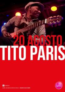 Tito Paris Cartaz