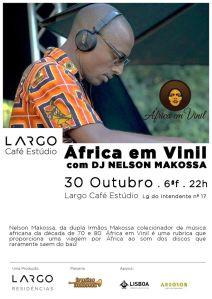 africa em vinil 30 out